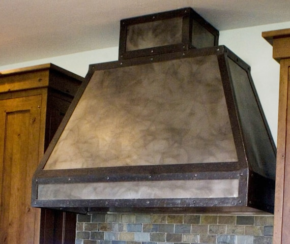 Steel Cook Top Hood